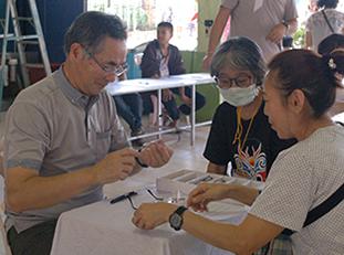 タイ ボランティア